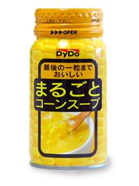 DyDo 最後の一粒までおいしい まるごとコーンスープ