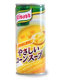 Knorr 1日のはじまりにやさしいコーンスープ