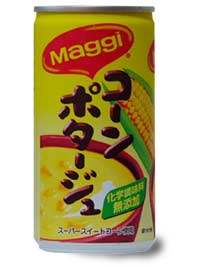 maggi コーンポタージュ
